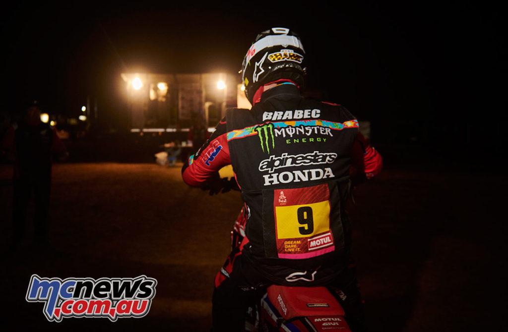 Dakar Rally Ricky Brabec rallyzone