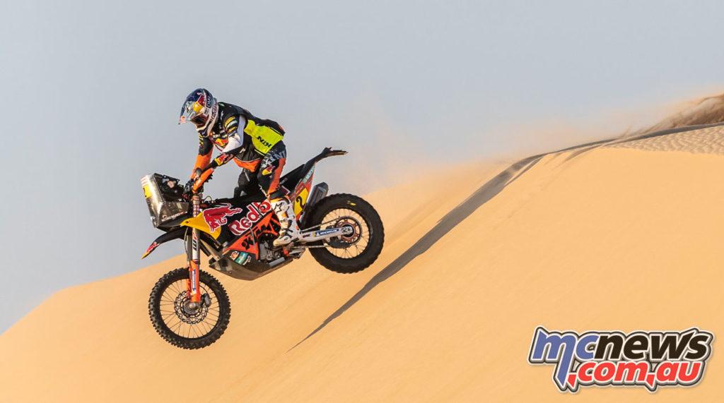 Dakar Rally Stage Matthias Walkner