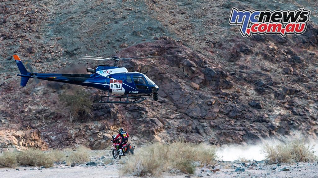 Dakar Rally Stage José Ignacio Cornejo