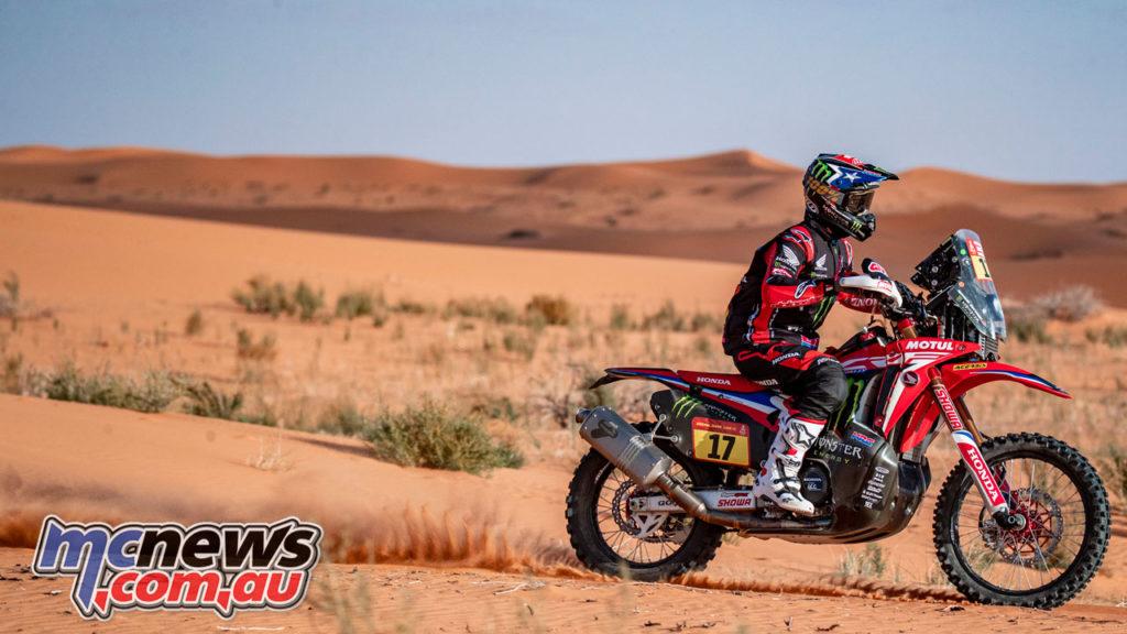 Dakar Rally Stage José Ignacio Cornejo ABI