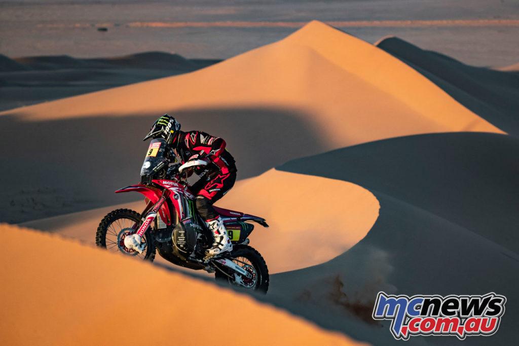 Dakar Rally Stage Ricky Brabec ABI