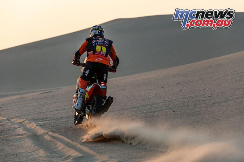 Dakar Rally Stage Toby Price RallyZone