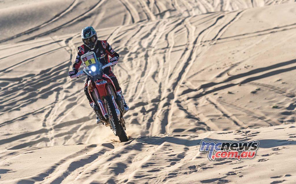 Dakar Ricky Brabec