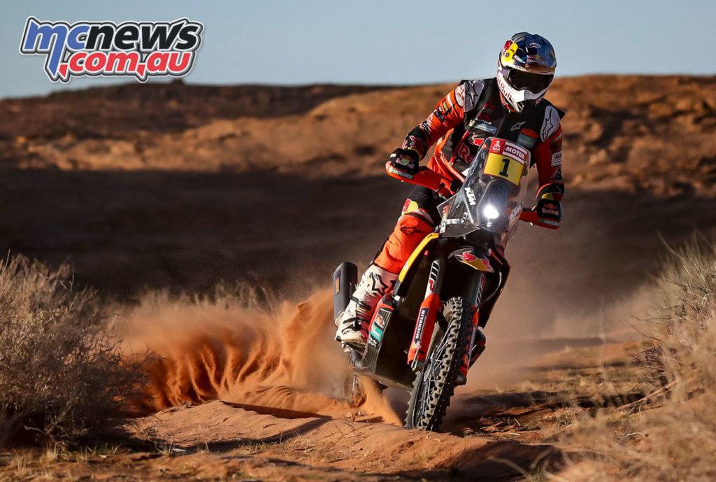 Dakar Stage Toby Price KTM RALLY Dakar Rally