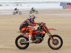 French Beach Racing Rnd Nathan Watson Red Bull KTM Factory Racing Grayan et LHopital