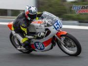 IIC Phillip Island RbMotoLens Classic Q Glenn HINDLE