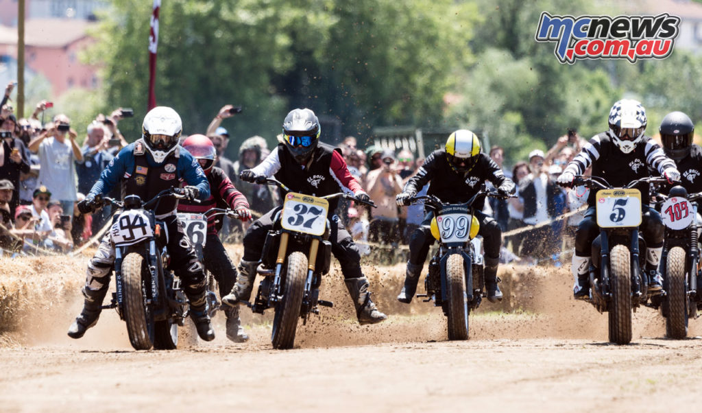 Indian Motorcycle Flat Track Series tombing dsc