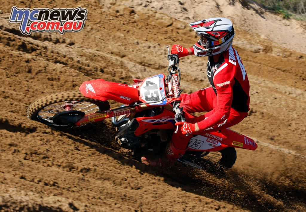 Italian MX Rnd Riola Sardo Mitchell Evans