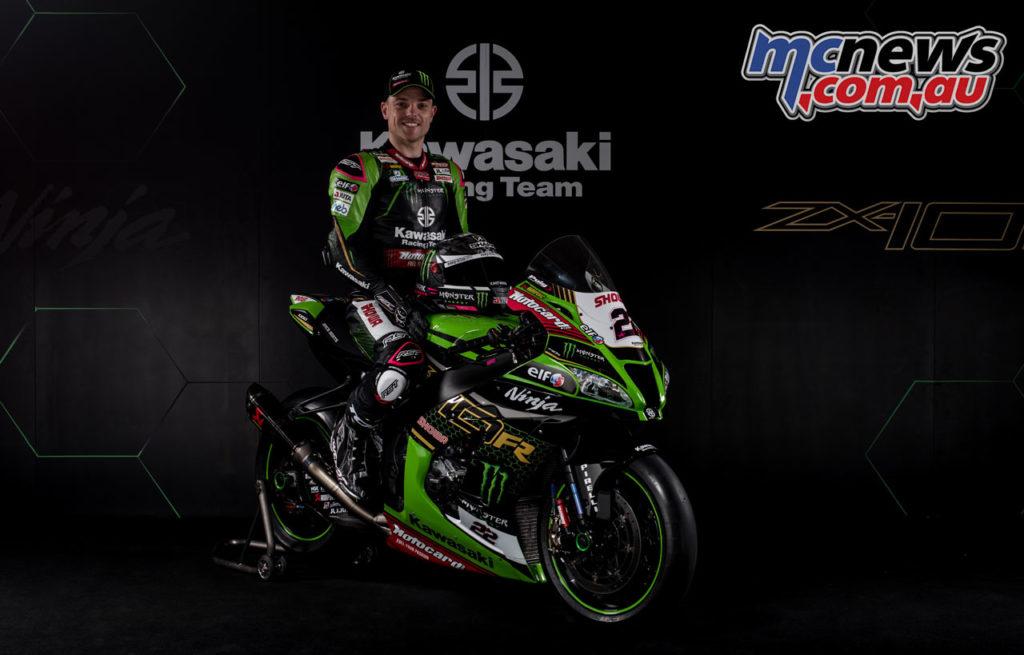 KRT Kawasaki Racing Team WSBK Reveal Lowes