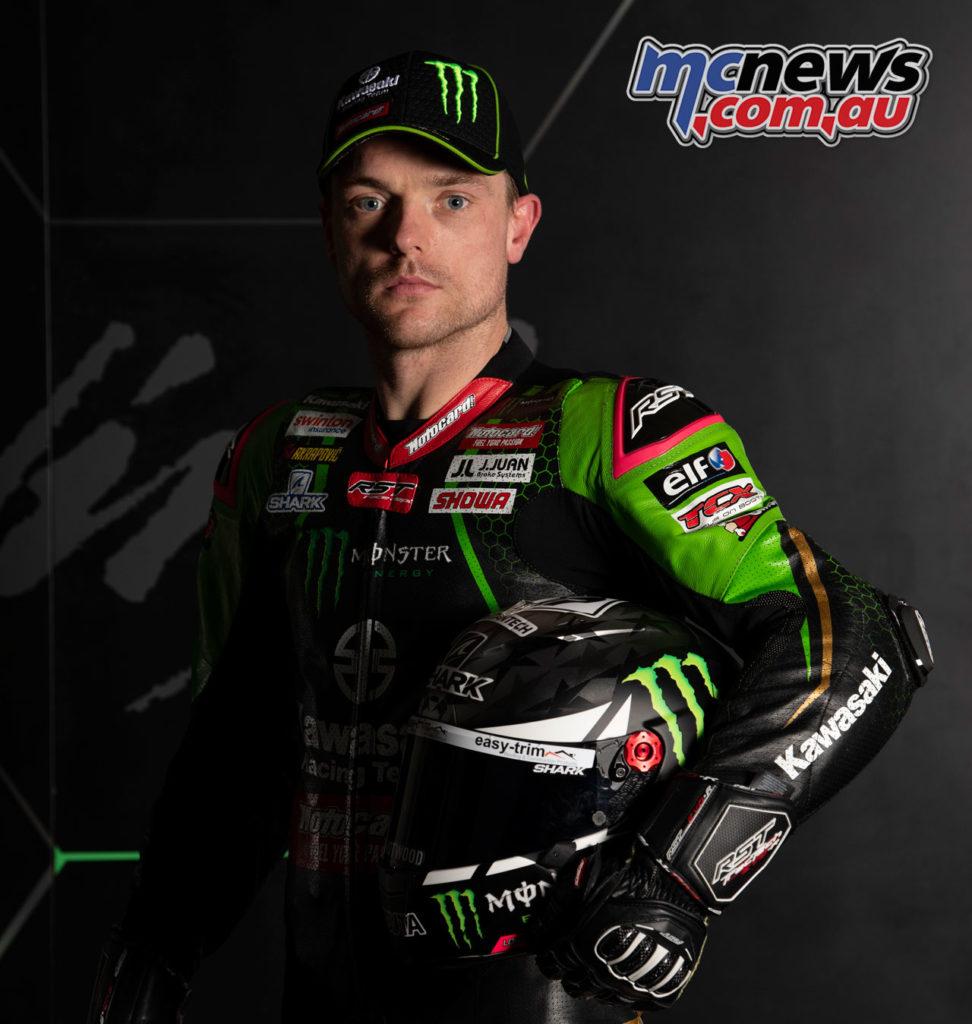 KRT Kawasaki Racing Team WSBK Reveal Lowes GB