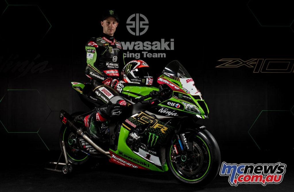KRT Kawasaki Racing Team WSBK Reveal Rea