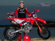 MXGP Mitch Evans Profile
