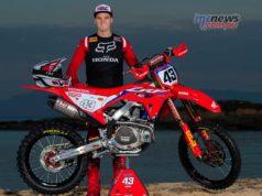 MXGP Mitch Evans Profile