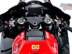 MotoGP Ducati Launch Desmosedici