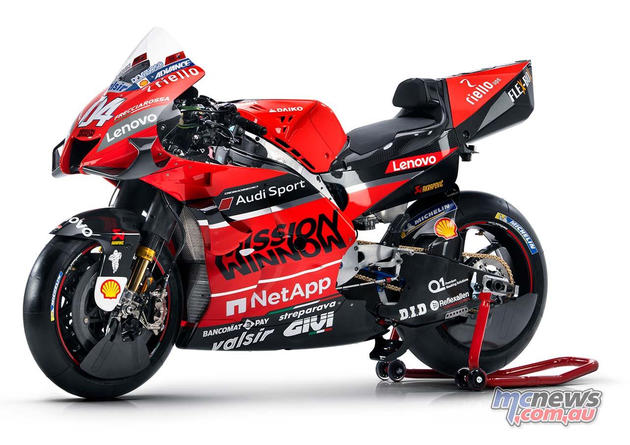 2020 Motogp Ducati Desmosedici Specifications Mcnews Com Au