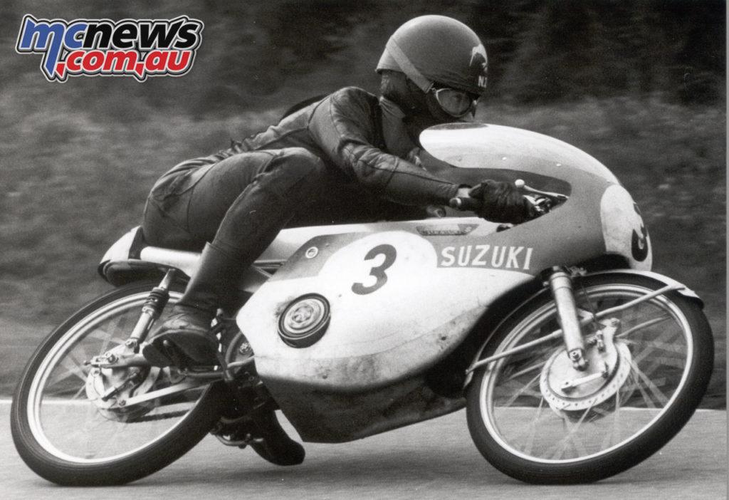 MotoGP Legends Hall of Fame Induction Hugh Anderson