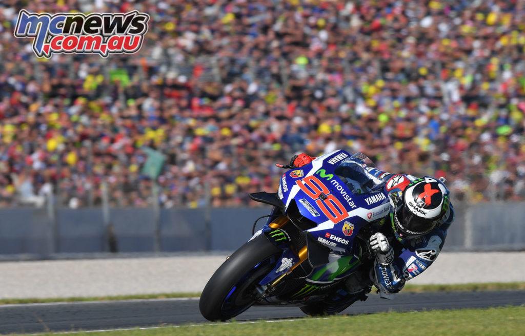 MotoGP Legends Hall of Fame Induction Jorge Lorenzo
