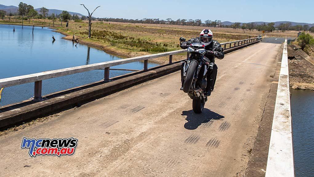 Triumph Street Triple RS Trev Cover