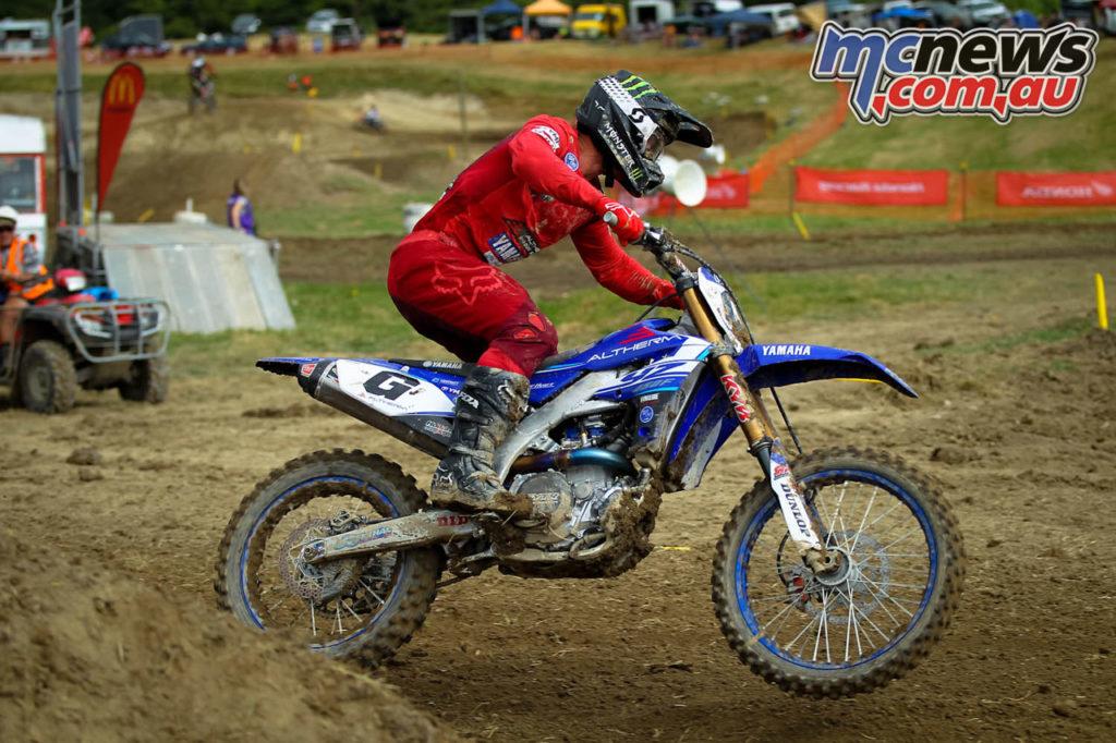 Woodville GP Kirk Gibbs