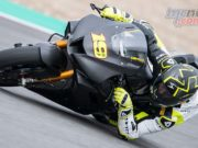WorldSBK Test Jerez Day Bautista GeeBee