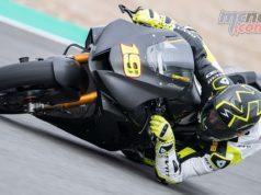 WorldSBK Test Jerez Day Bautista GeeBee