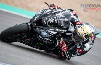 WorldSBK Test Jerez Day Rea GeeBee