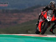 WorldSBK Test Portimao Day Scott Redding