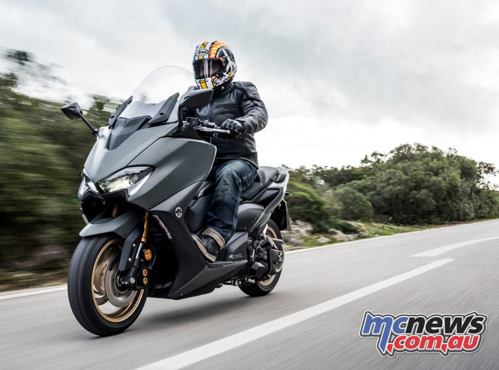 Yamaha TMax JGO