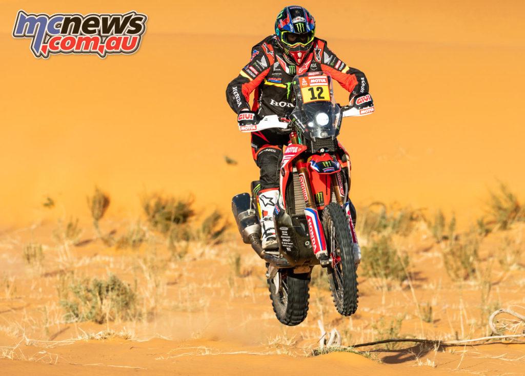 Dakar Rally Stage Joan Barreda rallyzone