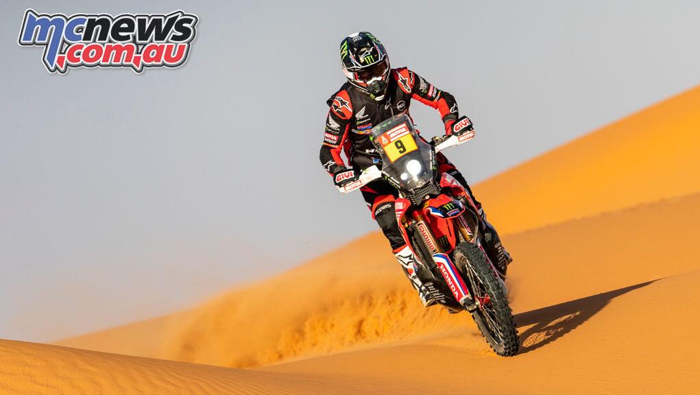 Dakar Rally Stage Ricky Brabec rallyzone