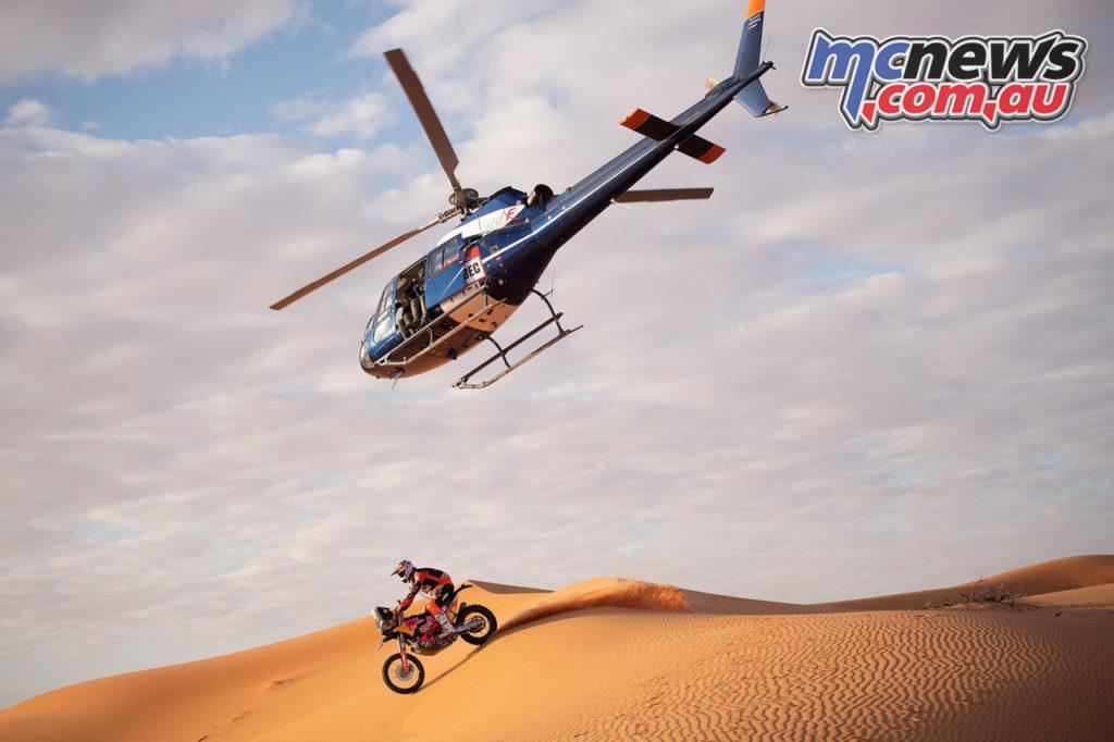 Dakar Rally Stage Toby Price KTM RALLY Dakar Rally