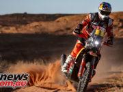 toby price Dakar stage