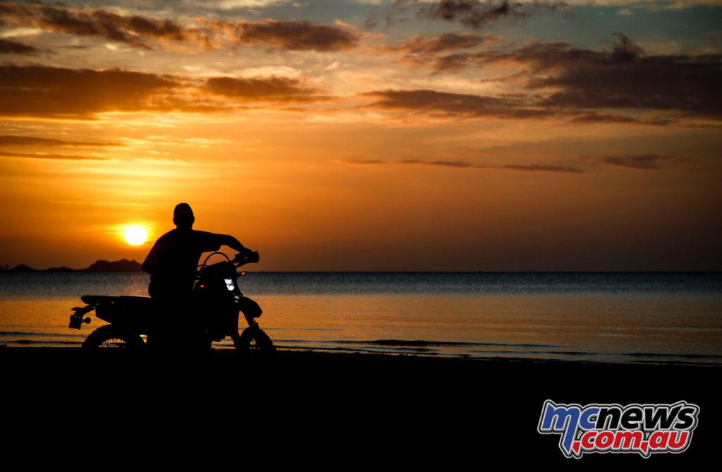 Daryl Beattie Adventures Cape Cairns Adventure Touring Sunset