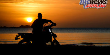 Daryl Beattie Adventures Cape Cairns Adventure Touring Sunset Cover