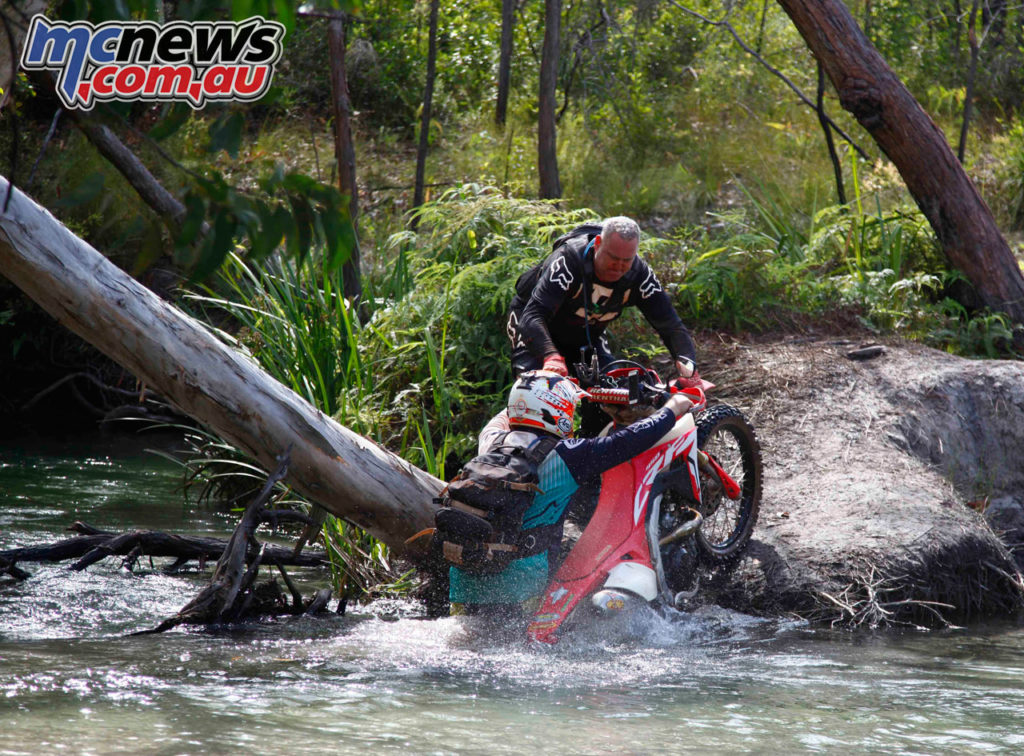 Daryl Beattie Adventures Cape Cairns Assisted River Crossing