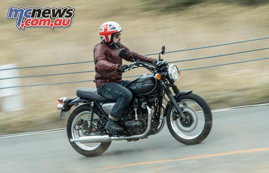 Kawasaki W Street Review Japan DSC