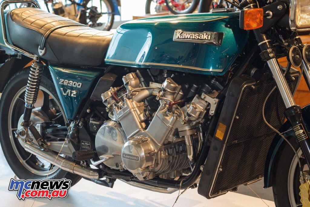 Kawasaki Z Millyard V