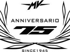 MV Agusta Logo ° bianco