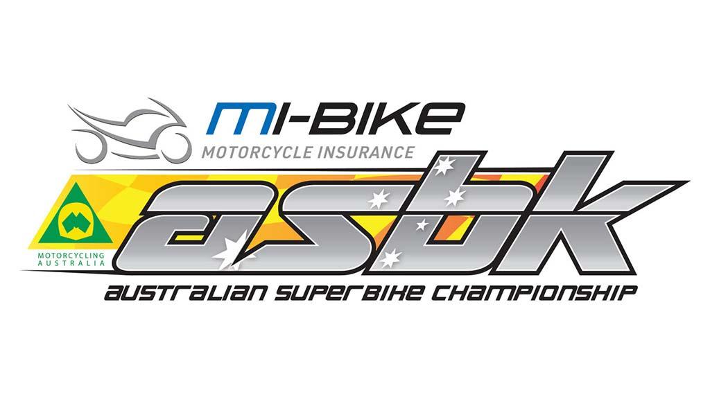 Mi Bike Logo ASBK x