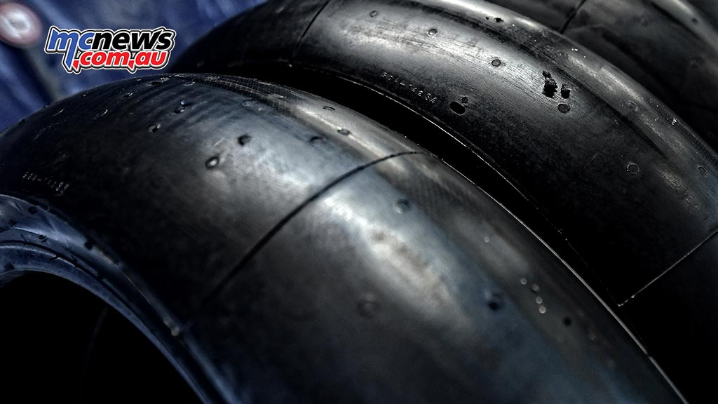 Michelin Power Slick MotoGP