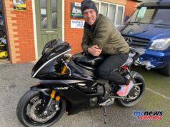Peter Hickman Yamaha SS TT