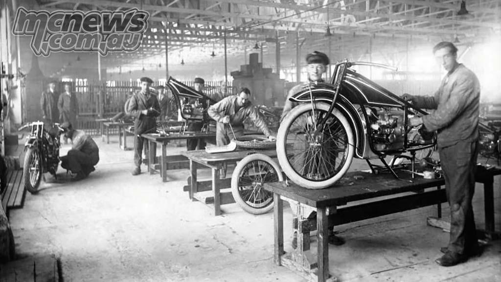 Production BMW R