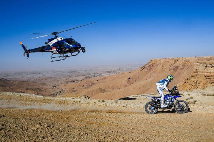 Rodney Faggotter Dakar Rally