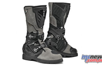 Sidi Adventure Gore Grey Boot Cover