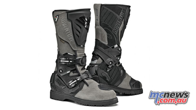 Sidi Adventure Gore Grey Boot Cover