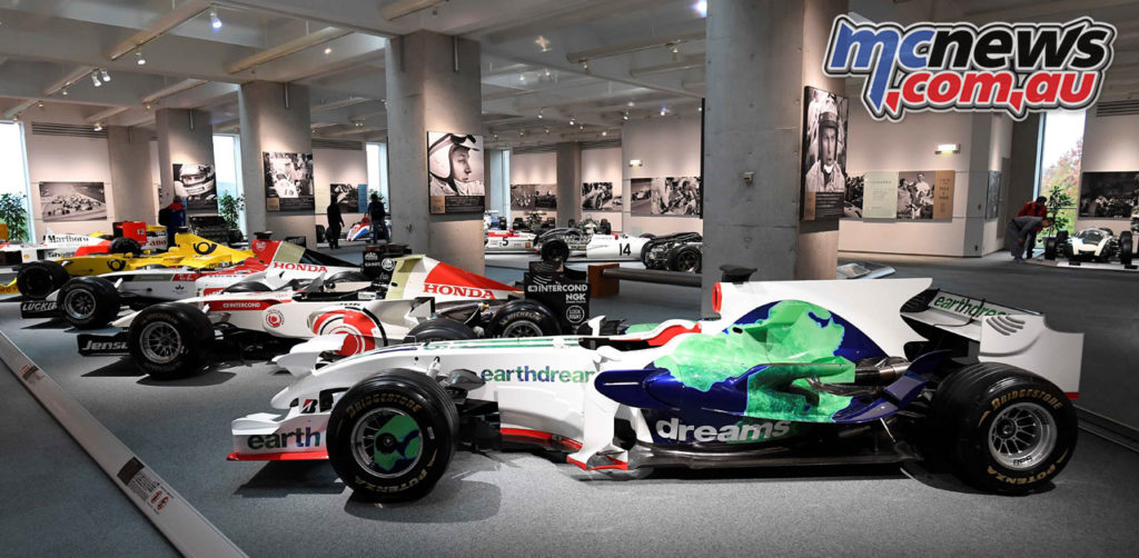 Twin Ring Motegi Honda Collection Hall F HCH L