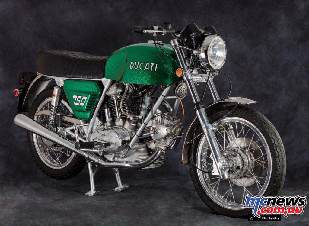 Ducati GT PA DucatiGT