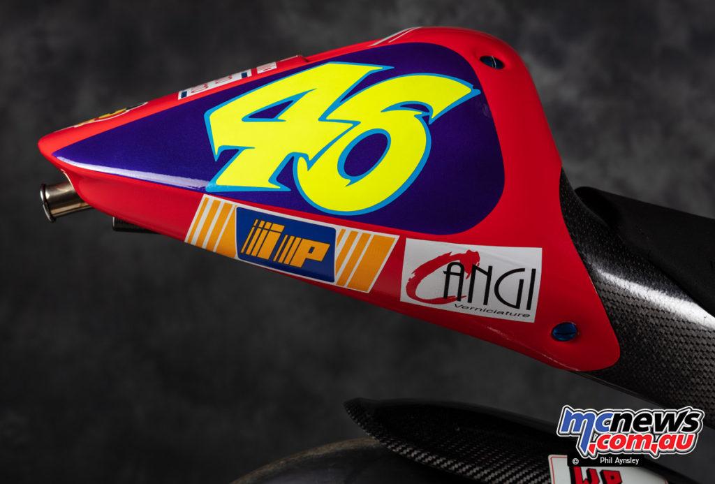 Aprilia RR Rossi PA RSR