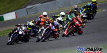 ARRC Rnd Japan P ARRC Suzuka Underbone