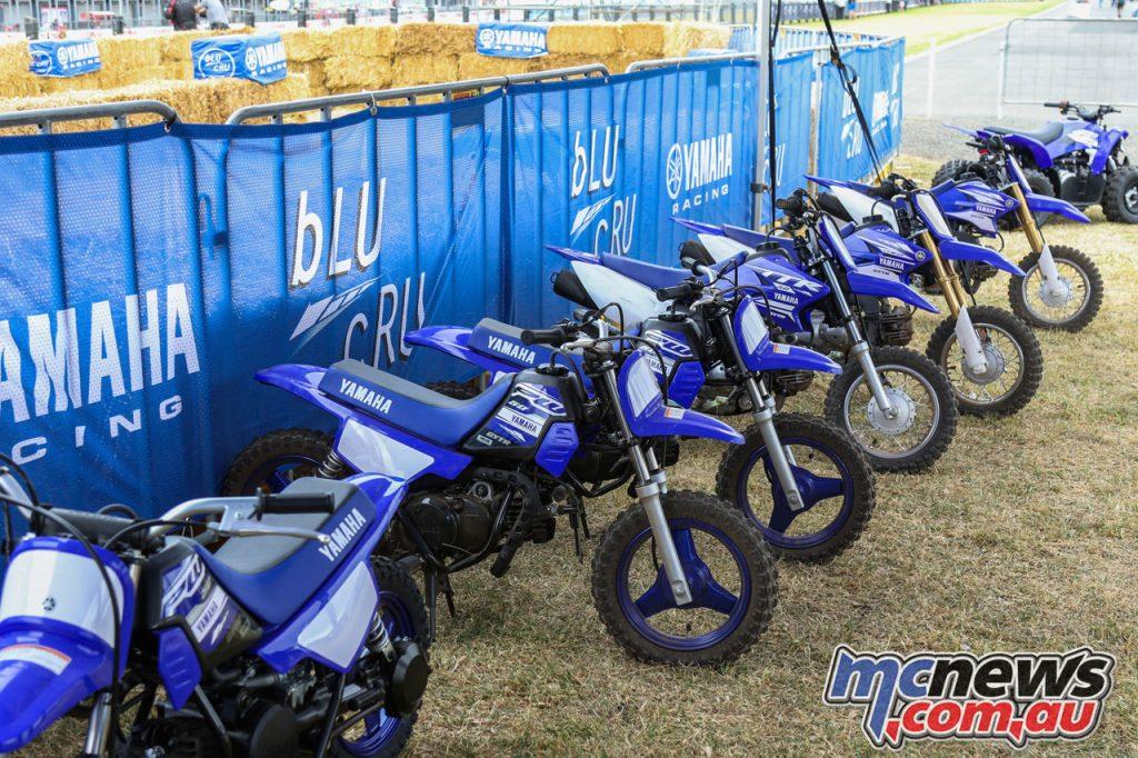 Yamaha Motor Australia WSBK Rnd